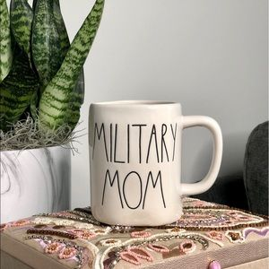 Rae Dunn Artisan Military Mom NWT